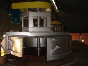 cascade refining system